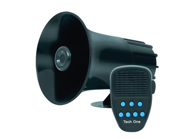 Sirene alto falante