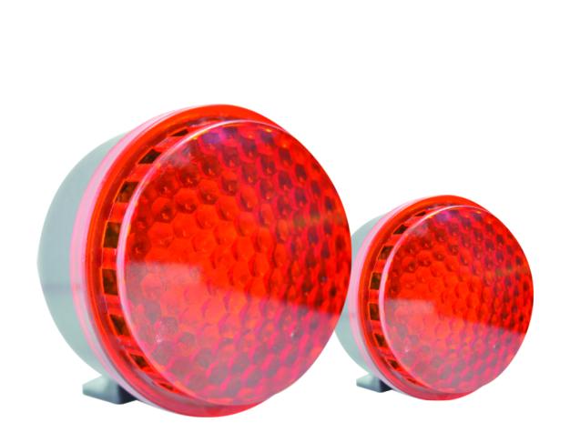 Sirene piezo 7 tons com LED