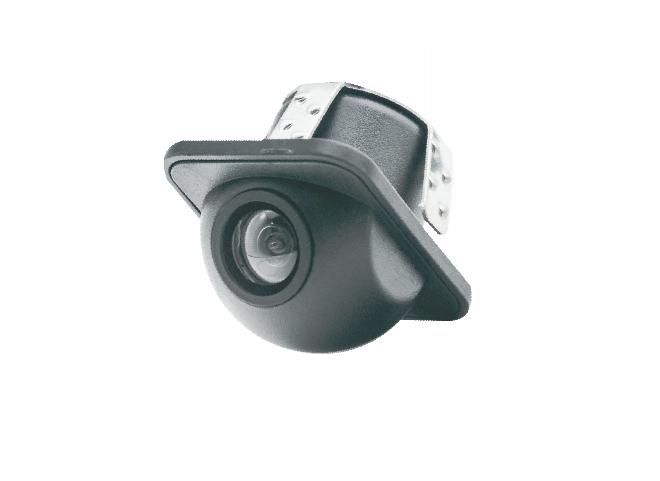 Câmera de ré tartaruga sensor curva